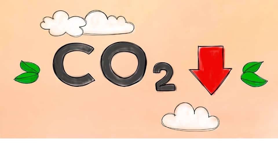 warmtepomp vermindert CO2-uitstoot
