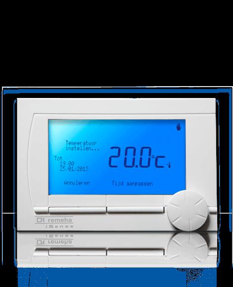 iSense kamerthermostaat