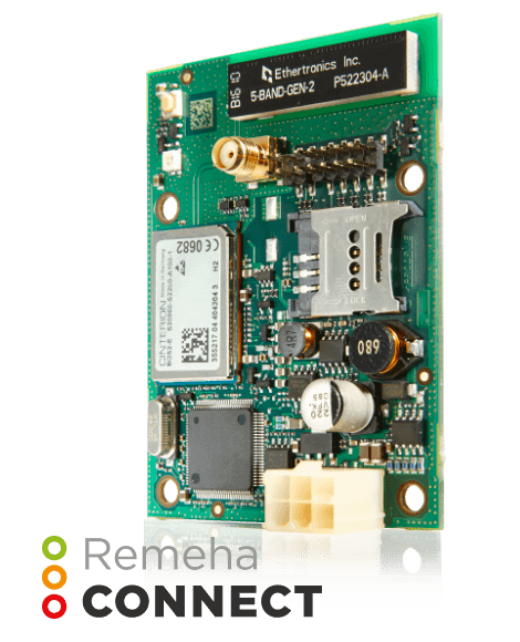 Remeha Connect printplaat