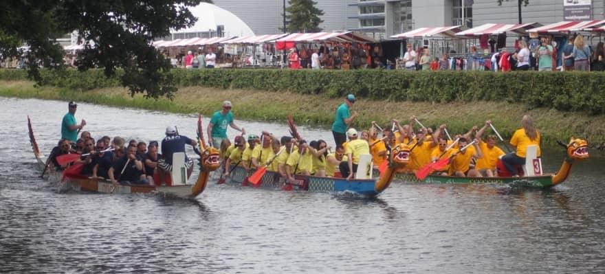Drakenbootfestival 2019